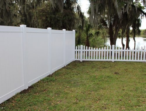 Special Savings On Polk County Vinyl Fence Installation; Financing Available