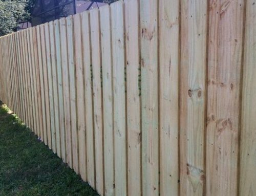 Winter Haven, Custom Built Wood Fences, Affordable Quality