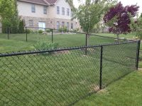 Fence Central Chain Link