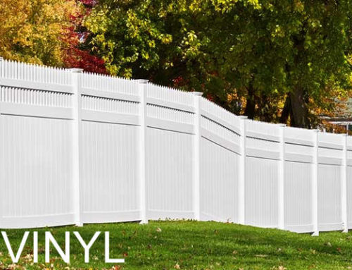Why Are Vinyl Fences The Hottest Trend In Polk County?