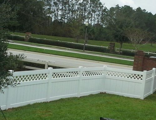Looking for Custom Vinyl Fencing in Winter Haven?