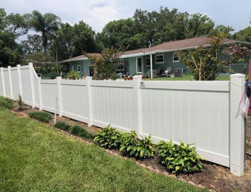 First Time Fence Buyersin Auburndale & Lake Wales