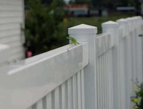 Vinyl Fencing Installation in Polk County; Haines City & Davenport