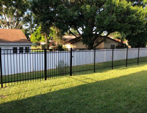 Affordable Polk County Fence Installation; Wood, Vinyl, Aluminum